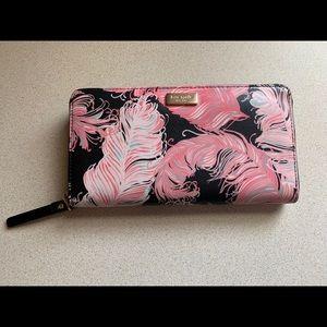Kate Spade Zip Wallet